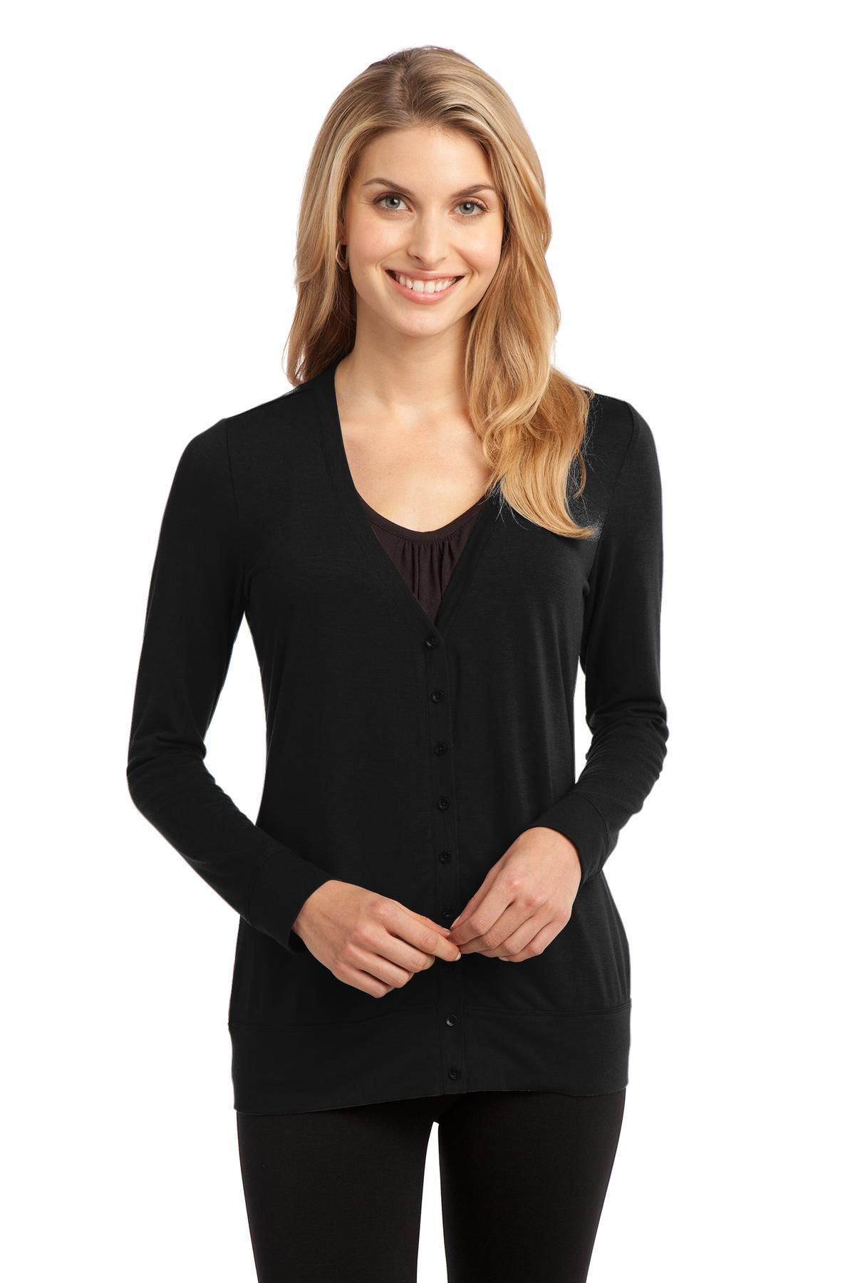 Port Authority Ladies Concept Cardigan. L545